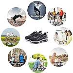 Uomo-Donna-Scarpe-da-Ginnastica-Sportive-Sneakers-Sport-Running-Basse-Basket-Outdoor-Fitness