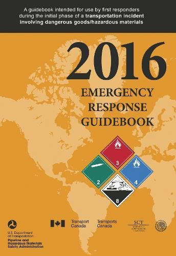 Emergency Response Guidebook (Guide Response)