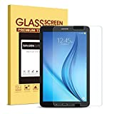 PC Hardware : Galaxy Tab E 9.6 Screen Protector [Tempered Glass], SPARIN Ultra Clear High Definition Tempered Glass Screen Protector for Samsung Galaxy Tab E (9.6 Inch, 2015 Version)