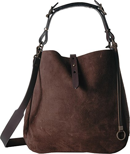 Dark Filson Rugged Tobacco Unisex Hobo Suede qqI8wO