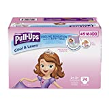 Health & Personal Care : Pull-Ups Cool & Learn Training Pants for Girls, 2T-3T, 74 Count by Pull-Ups