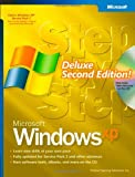 img - for Microsoft  Windows  XP Step by Step Deluxe book / textbook / text book