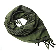 CQB Cycling Windproof Cotton Shemagh Head Neck Tactical Men Scarf