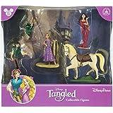 Disney Park Tangled Rapunzel Figurine Playset Play Set Cake Topper