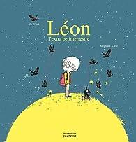 Book's Cover ofLéon : L'extra petit terrestre