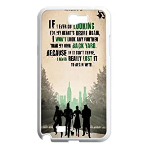 Painting art Wicked poster phone Case Cove For Samsung Galaxy Note 2 Case JWH9237810