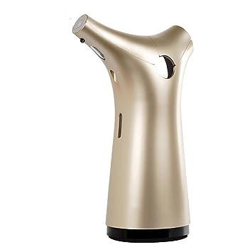 LL-Dispensador automático de jabón, Dispensador de jabón Touchless para baño y cocina, 220ML Capacidad , Gold: Amazon.es: Deportes y aire libre