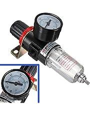 KaTur filtro para tratamiento de aire en fuente neumática, regulador con manómetro, compresores AFR-2000