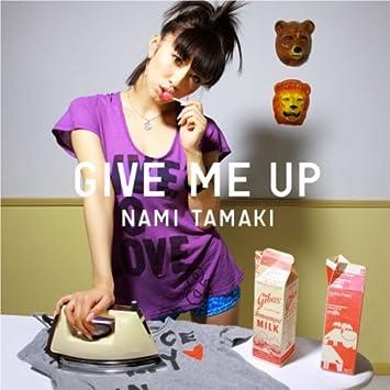 Amazon | GIVE ME UP(初回限定盤...