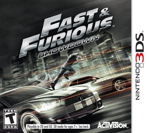Fast & Furious: Showdown - Nintendo 3DS by Activision by Activision