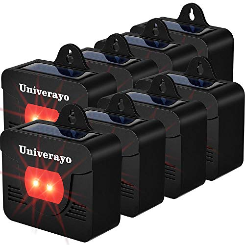 Univerayo Predator Deterrent Light