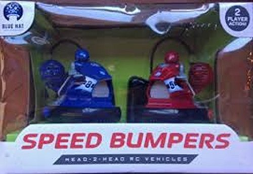 Remote Control Speed Bumpers by Blue Hat [並行輸入品]   B07HLHFLGF