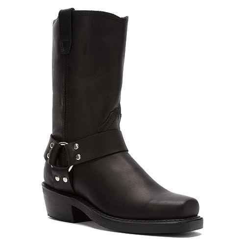 Amazon.com | Dan Post Wo's Molly Harness Boot | Mid-Calf