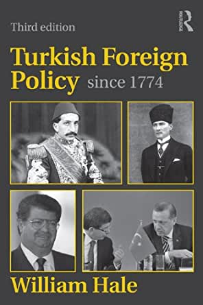 Turkish foreign policy thesis