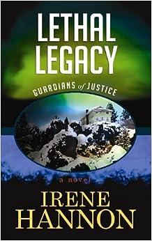 Lethal Legacy (Thorndike Christian Mysteries)
