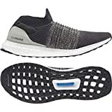 adidas Men's Ultraboost Laceless,carbon/solid