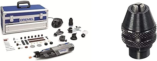 Dremel Platin Edition 8220 Akku Multifunktionswerkzeug 12VSet mit 5 Geräten