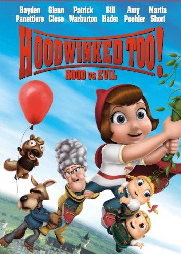 hoodwinked 2 dvd - 1