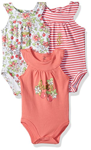 juicy-couture-baby-girls-3-pack-bodysuits-coral-cherry-6-9m