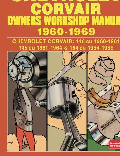 CHEVROLET CORVAIR OWNERS WORKSHOP MANUAL 1960-1969 ()