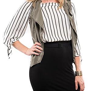 Tights Up – Cintura morbida, elastica, confortevole, con fibbia piatta Retro regolabile antiscivolo (passanti per cintura non necessari). Da indossare con collant, leggings, jeans, uniformi.