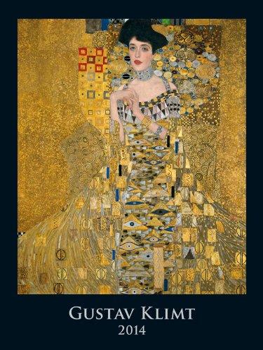 Gustav Klimt Kunstkalender 2014
