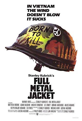 Full Metal Jacket POSTER Movie