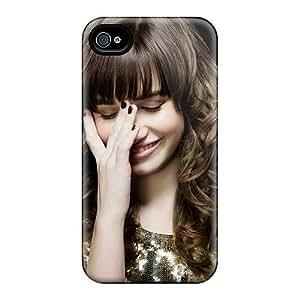 Iphone 5/5s Case Bumper Tpu Skin Cover For Demi Lovato 6 Accessories