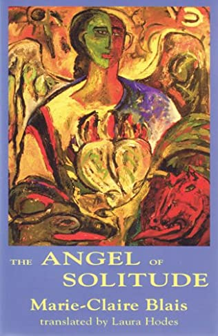 book cover of The Angel of Solitude