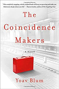 The Coincidence Makers by Yoav Blum speculative fiction book reviews