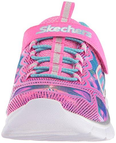 Pictures of Skechers Kids Girls' Spirit Sprintz SneakerNeon Pink/ 81335L 6