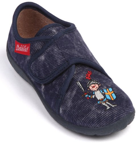 Beck Ritter 647 - Zapatillas de casa para niño, color azul, talla 30: Amazon.es: Zapatos y complementos
