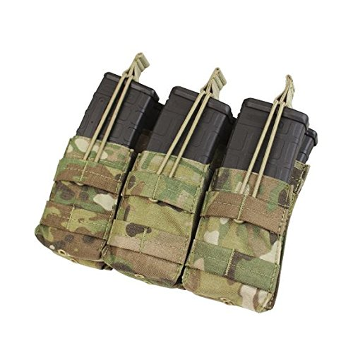Condor Tactical Triple Stacker Open-Top Mag Pouch