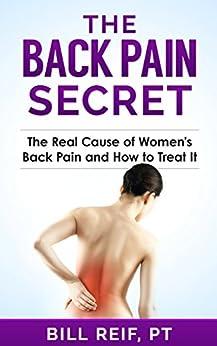 Back Pain Secret Cause Womens ebook product image