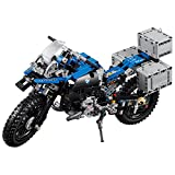 LEGO Technic BMW R 1200 GS Adventure 42063 Building Kit, 603 Pieces