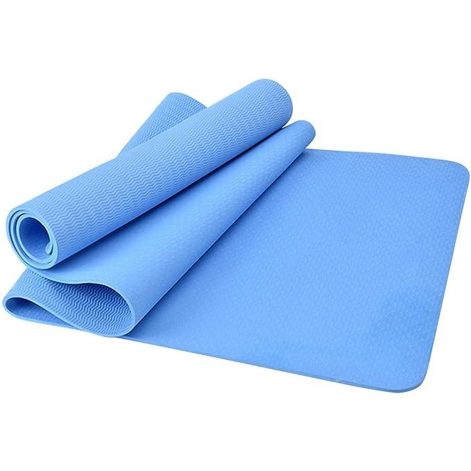 PROTAURI Estera de Yoga Colchoneta de Pilates Estera de ...