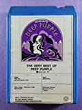 DEEP PURPLE The Very Best Of 8073 1001 8 Track Tape