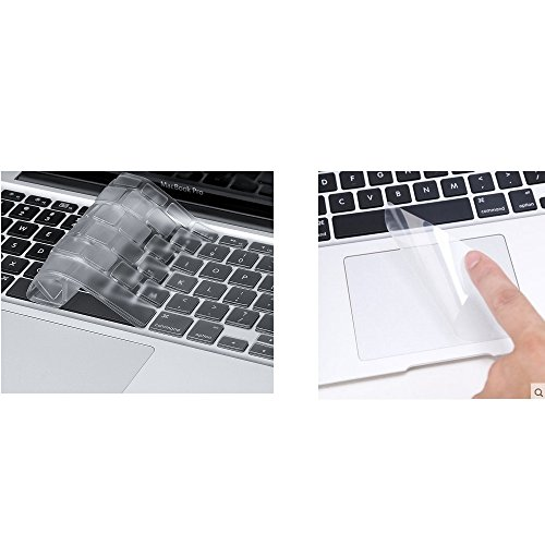 macbook air touchpad protector - 4
