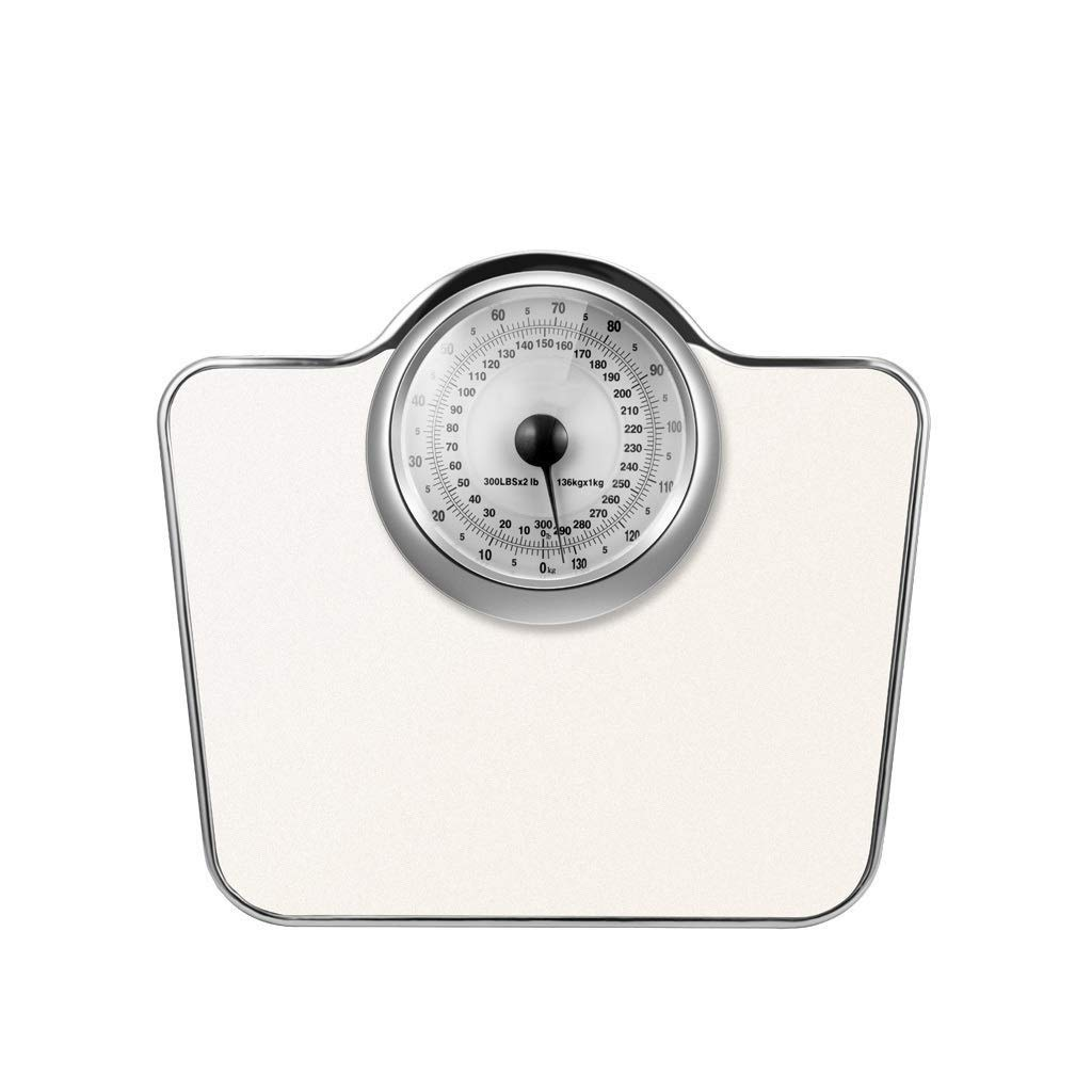 MUTANG Retro Personality Weight Scale Household Precision Electronic Scale Mechanical Scale Human Body Scale Health Scale Weight Scale, Mechanical Brake