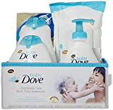 Baby Dove Complete Care Bath Time Essentials Gift Sey