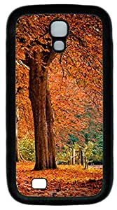 samsung galaxy s4 case,custom samsung galaxy s4 i9500 case,TPU Material,Drop Protection,Shock Absorbent,Customize your own cell phone case pattern,black case,The leisure time under the tree 2