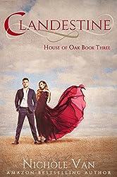 Clandestine (House of Oak Book 3)
