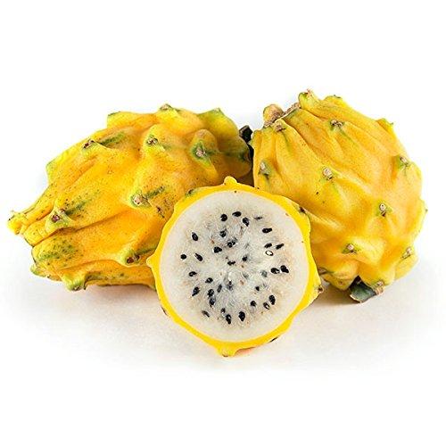 Fresh -GPS-Yellow Dragon Fruits ( 4 counts)