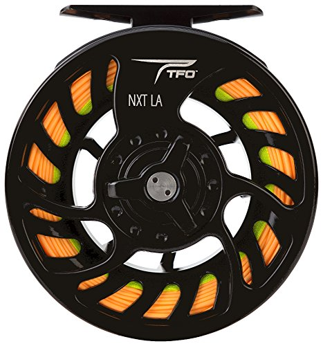 (TFO NXT Large Arbor Pre-Spooled Reel One Color, 5-6 WT )