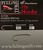 Fulling Mill NEW Nymph Special Fishing Hook - Qty 50
