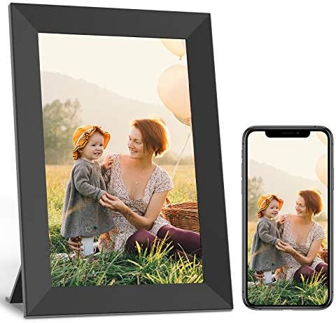 Jeemak WiFi Digital Picture Frame 7 inch Photo Frame