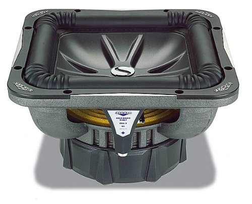 Kicker S15L7 4 ohm Audio Subwoofer product image