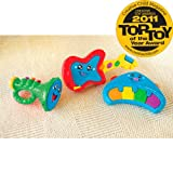 Discovery Exclusive Instrument Trio, Baby & Kids Zone