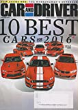 Car and Driver January 2016 10 Best Cars of 2016