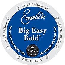 Keurig, Emeril's, Big Easy Bold Coffee, K-Cup Counts, 50 Count